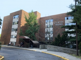 Standard Communities Acquires, Will Renovate Curtis Arms Apartments in Providence