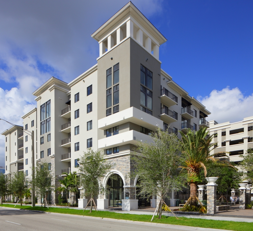 The Fort Apartments: MORGAN Sells The Edge At Flagler Village Luxury