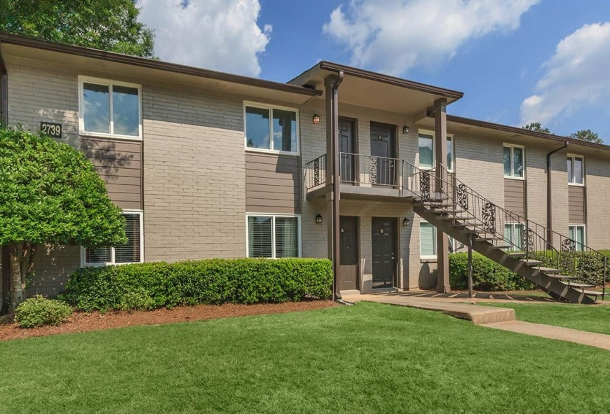Greystone Executes $15 Million Fannie Mae DUS® Exit On Bridge Loan For  Apartment Community In Atlanta, ...