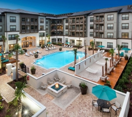 Berkadia Secures Acquisition Loan for Jacksonville Apartments in $50.7MM Sale