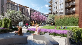 HFF Announces $31.1M Financing for Luxury Condominium and Townhome Development in Chicago's Wicker Park neighborhood