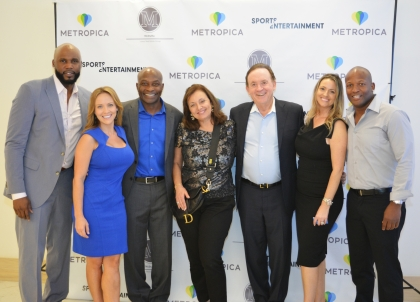 METROPICA TAPS FORMER MIAMI DOLPHIN, O.J. MCDUFFIE & REALTY TEAM AS OFFICIAL DEVELOPMENT AMBASSADOR