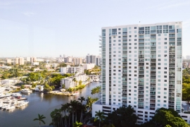 Berkadia Arranges $45.75 MM Bridge Loan for Acquisition of Apartment Tower near the Miami River