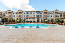 ALLIED ORION GROUP CHOSEN TO MANAGE BELLA PALAZZO:  A Hi-Tech, Luxury Apartment Community in Houston's Energy Corridor
