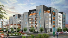 Mill Creek Announces Start of Preleasing at Modera River North