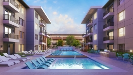 LMC Announces Opening of The Briscoe Apartments in Dallas