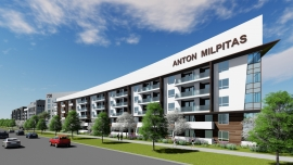 HFF Announces $121.7M Financing for Multi-housing Development in Milpitas, California