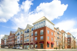 HFF Announces $34.9M Sale of Park Square in Downtown Rahway, New Jersey