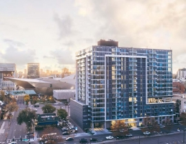 HFF Announces the Sale of EVIVA on Cherokee in Downtown Denver