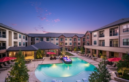 Berkadia Arranges Sale and Financing of 341-unit Class 'A' Asset in Houston