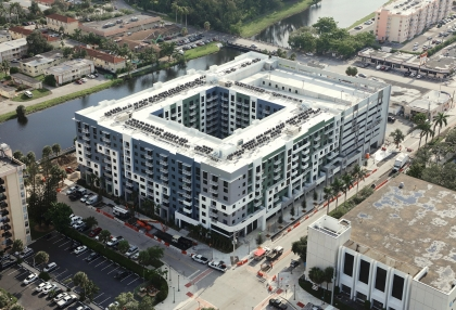 EDEN Multifamily Launches Pre-Leasing at Nearly Completed North Miami Beach Apartment Project