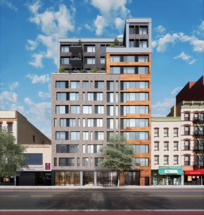 Harlem 125, Harlem's Newest Rental Surpasses 75 Percent Leased