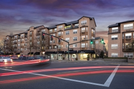 HFF Announces $66M Sale and Financing for Urban Value-add Community in Portland's Lloyd District
