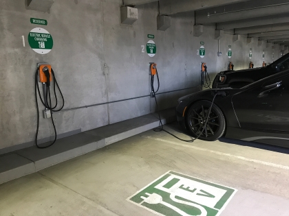 LMC Announces Addition of EV-Charging Stations at IndiGO at BCS