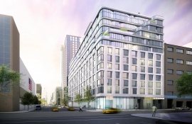 Greystone Bassuk Arranges $103 Million Construction Loan for Moinian's Latest West Side Rental Project