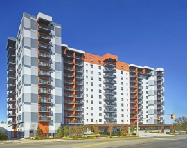 HFF Announces $43M Sale of 12-story Apartment Property in Fairview, New Jersey