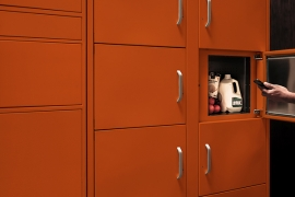 2Hopkins First Apartment Community to Add Refrigerated Lockers