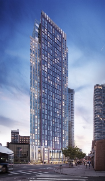 Greystone Bassuk Arranges $217.5 Million Refinance for Gotham's 53-Story Rental Tower at 250 Ashland Place in Brooklyn, NY