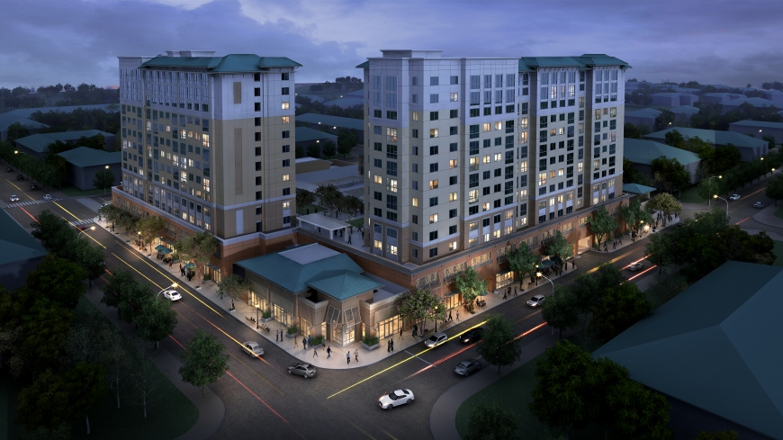 Ground Broken For 130 Million Kulana Hale Mixed Use And