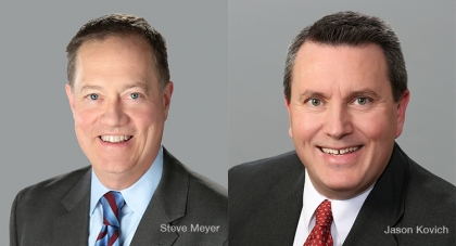 JVM Promotes Steve Meyer to Chief Investment Officer and Jason Kovich to CFO